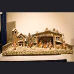 Natività con chiesetta - Merlin Maria Rosa