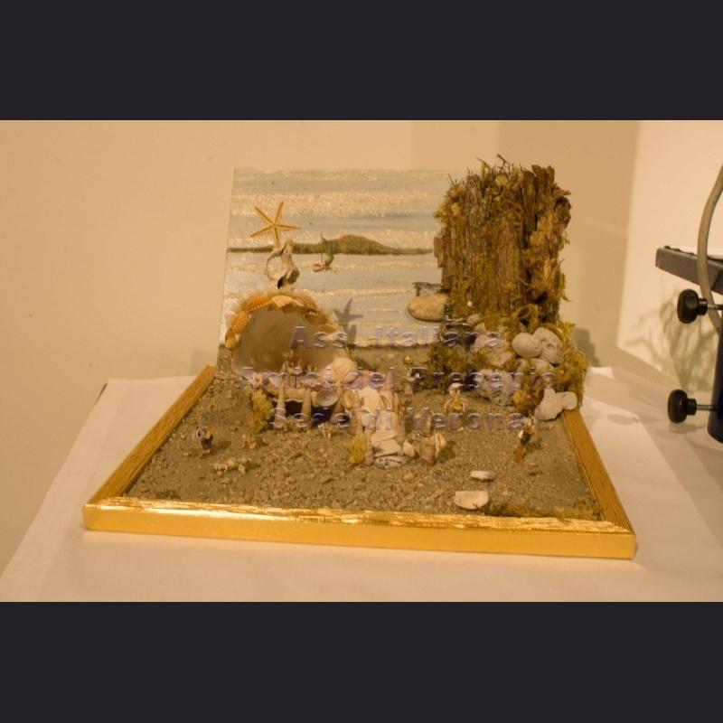Presepio marino - Di Donna Gaetano