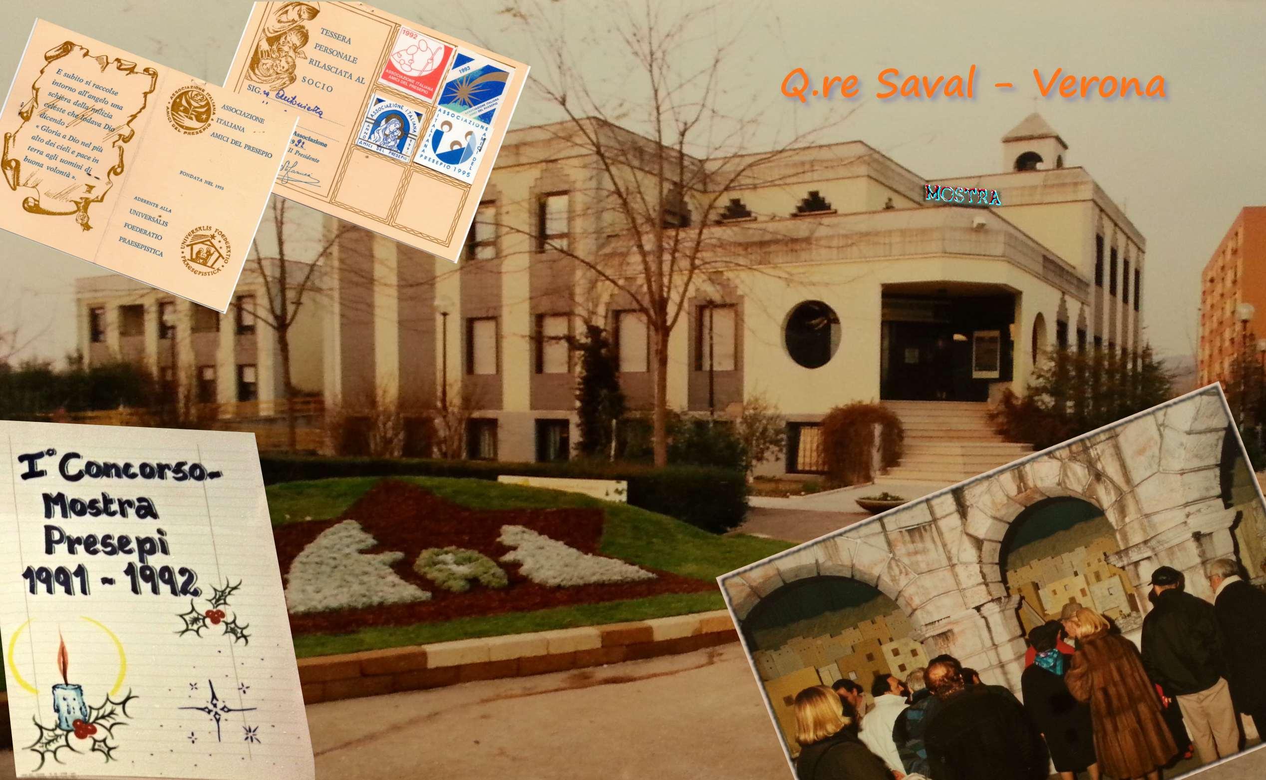 La sede storica dell'AIAP Verona