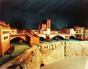 Presepio Grande al Saval La Verona Fluviale