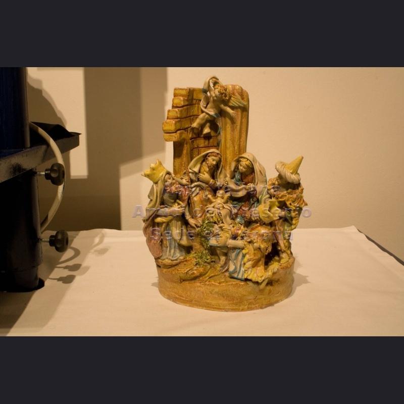 L'Adorazione dei Magi - Scarlatella Francesco